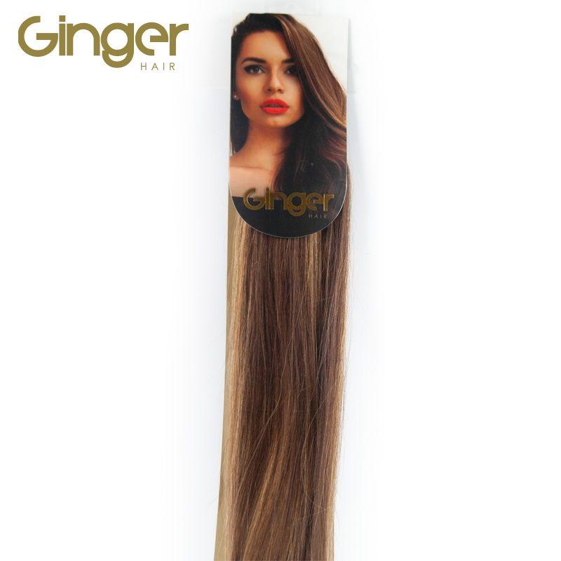 Coleta postiza en su envoltorio de Ginger Hair