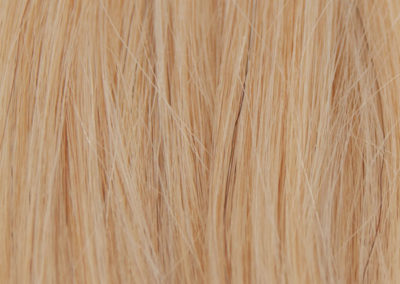 Color extensiones ginger 10 rubio platino champagne