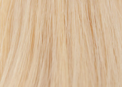 Color extensiones ginger 12 rubio platino