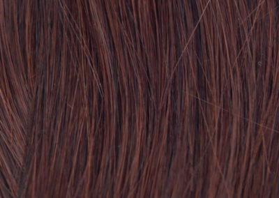 Color extensiones ginger 5R Rubio oscuro caoba