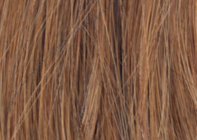 Color extensiones ginger 8 rubio oscuro ceniza