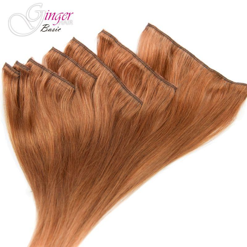 Extensiones pelo natural Ginger Basic 7 capas