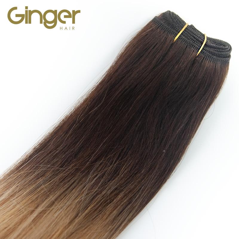 Detalle de zona tejida de las extensiones de cortina californiana de Ginger,