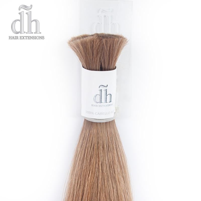 Extensiones de nudo californianas de cabello Remy de DH Hair Extensions