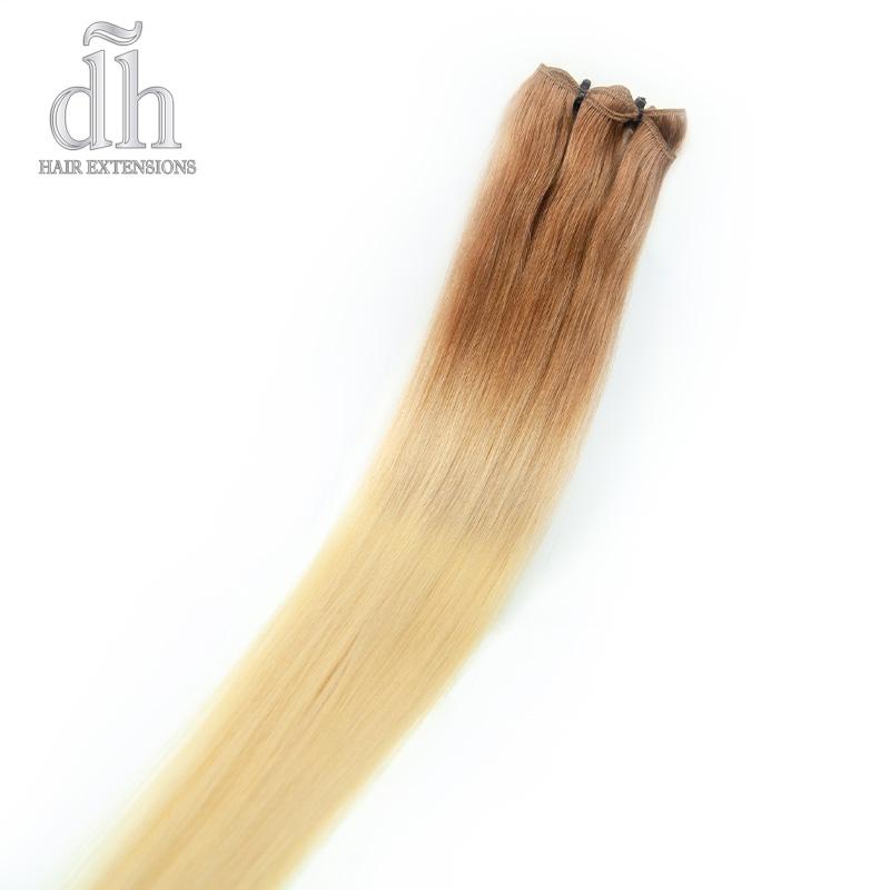 Extensiones de cortina californianas, cabello 100% natural Remy