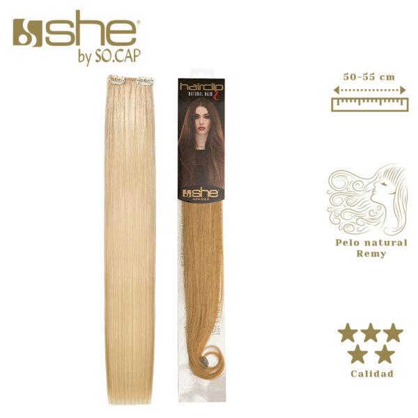 Extensiones de clip Hair Clip 6 de la marca She by Socap