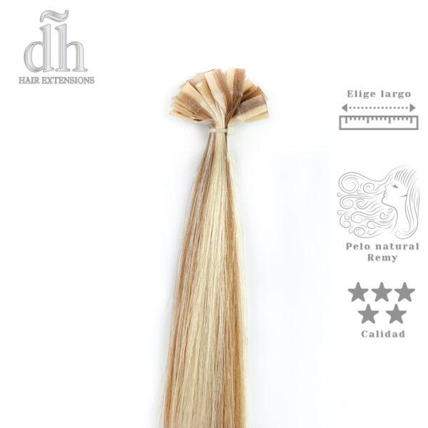 Extensiones de queratina DH Hair Extensions