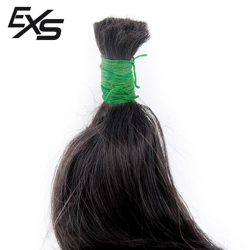 Cabello suelto asiático doble de puntas ondulado