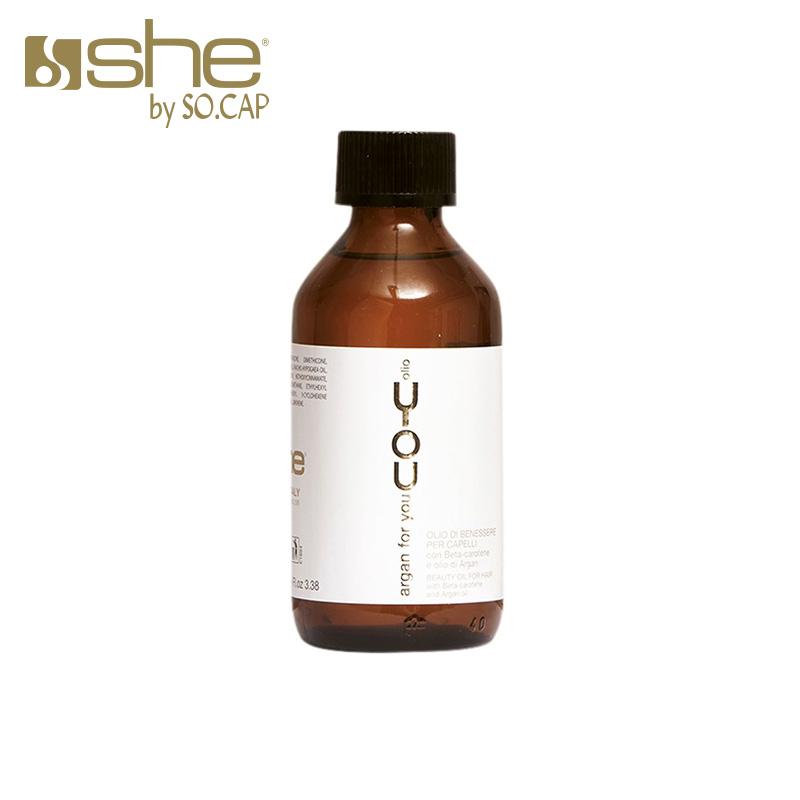 Aceite de argan She 100 ml