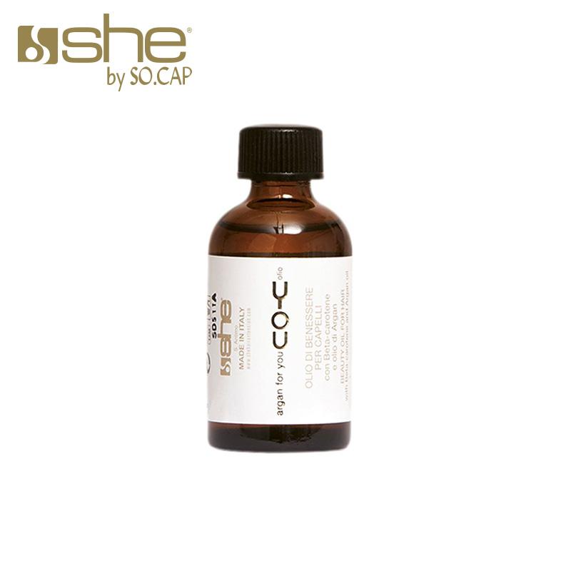 Aceite de argan She, 30 ml