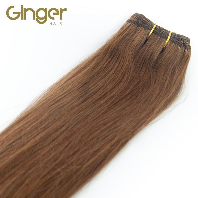 Detalle de zona tejida de las extensiones de cortina de Ginger,
