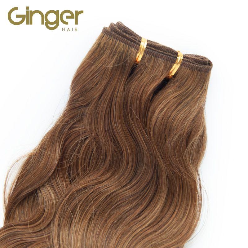 Detalle de zona tejida de las extensiones de cortina ondulada de Ginger,