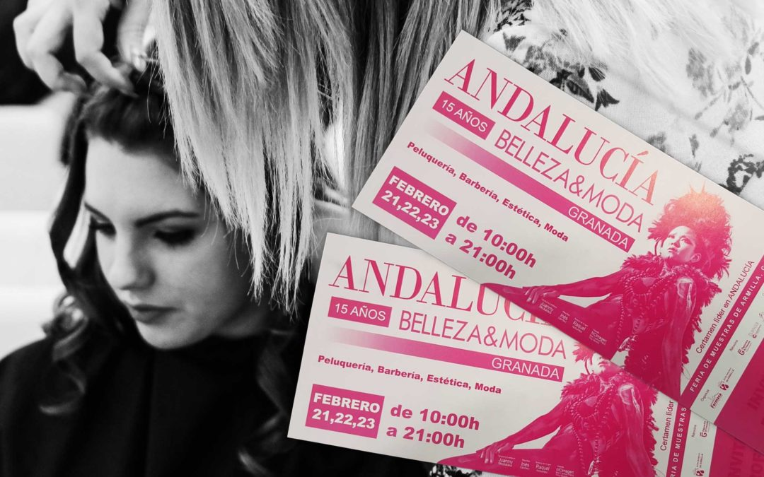 "Participación en ""Andalucía Belleza y Moda"""
