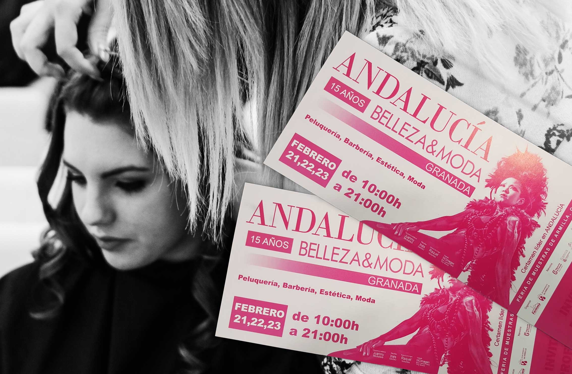 Participación en «Andalucía Belleza y Moda»