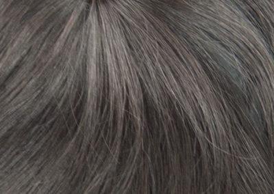 DH Flequillo - Virgen castaño oscuro