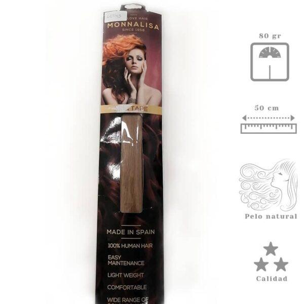 Extensión en cortina outlet monalisa de 50 cm