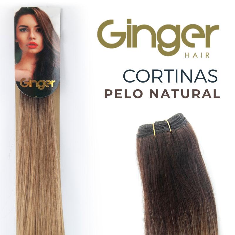 Cortinas Ginger Hair
