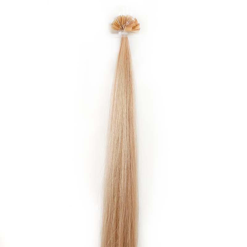 Extensiones de queratina en liquidación detalle de la caída del pelo