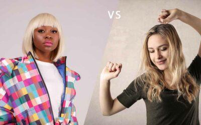 Cabello humano o cabello sintético: Diferencias